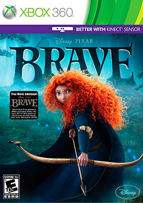 Brave: The Video Game [PAL/RUSSOUND] (LT+1.9 и выше)