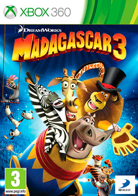 Madagascar 3: The Video Game [REGION FREE/RUS] (LT+1.9 и выше)