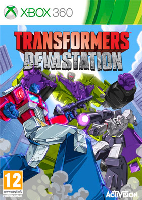 Transformers: Devastation [REGION FREE/JTAG/ENG]