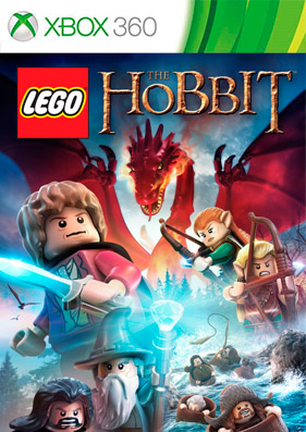 LEGO The Hobbit (GOD/RUS)