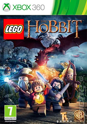 LEGO The Hobbit [REGION FREE/RUS] (LT+3.0)