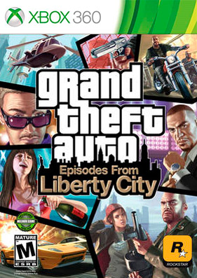 Grand Theft Auto: Episodes from Liberty City [FREEBOOT/RUS]