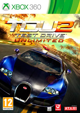 Test Drive Unlimited 2 [REGION FREE/GOD/RUS]