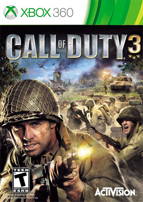 Call of Duty 3 [REGION FREE/RUSSOUND]