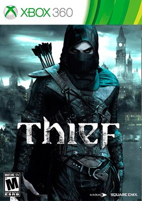 Thief [REGION FREE/GOD/RUSSOUND]