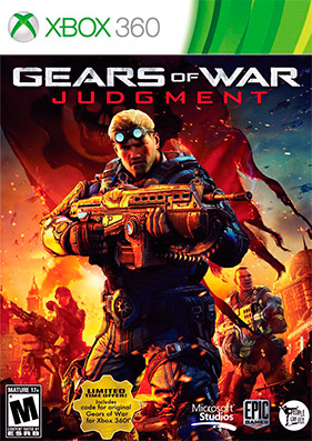 Gears of War: Judgment [REGION FREE/GOD/RUSSOUND]