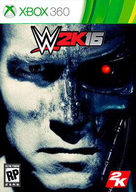 WWE 2K16 [REGION FREE/GOD/ENG]
