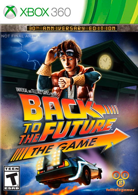 Back to the Future: The Game [REGION FREE/GOD/ENG]