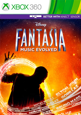 Fantasia: Music Evolved [REGION FREE/RUSSOUND] (LT+1.9 и выше)