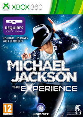 Michael Jackson: The Experience [REGION FREE/ENG]