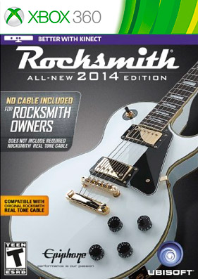 Rocksmith 2014 Edition [REGION FREE/ENG] (LT+3.0)