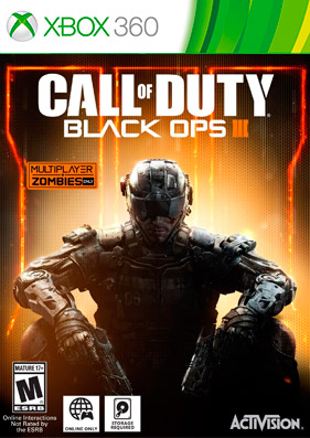 Call Of Duty: Black Ops 3 [DLC/FREEBOOT/RUSSOUND]