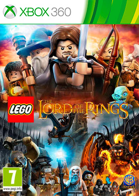 LEGO The Lord of the Rings [REGION FREE/RUS] (LT+3.0)