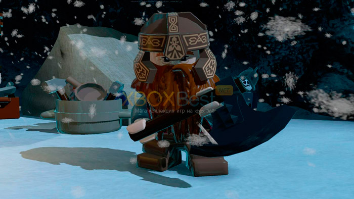 LEGO The Lord of the Rings [REGION FREE/GOD/RUS]