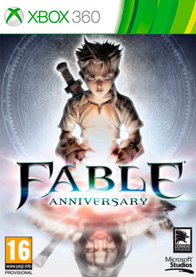 Fable Anniversary [REGION FREE/GOD/RUSSOUND]