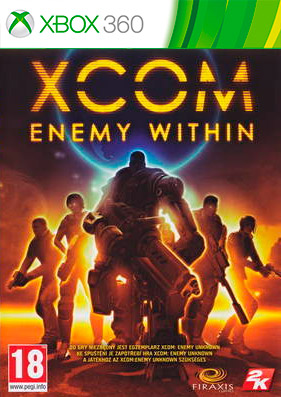 XCOM: Enemy Within [REGION FREE/RUSSOUND] (LT+3.0)