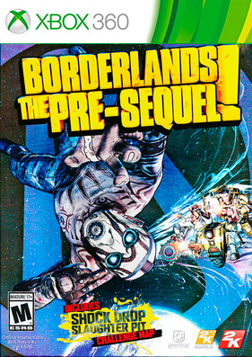 Borderlands: The Pre-Sequel [REGION FREE/GOD/RUS]