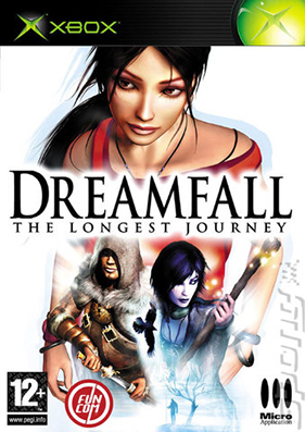 Dreamfall. The Longest Journey [JTAGRIP/RUSSOUND]