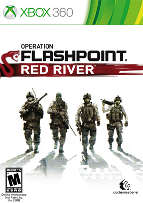 Operation Flashpoint: Red River [DLC/GOD/ENG]