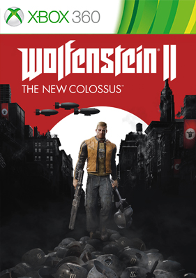 Wolfenstein 2: The New Colossus [Xbox 360]