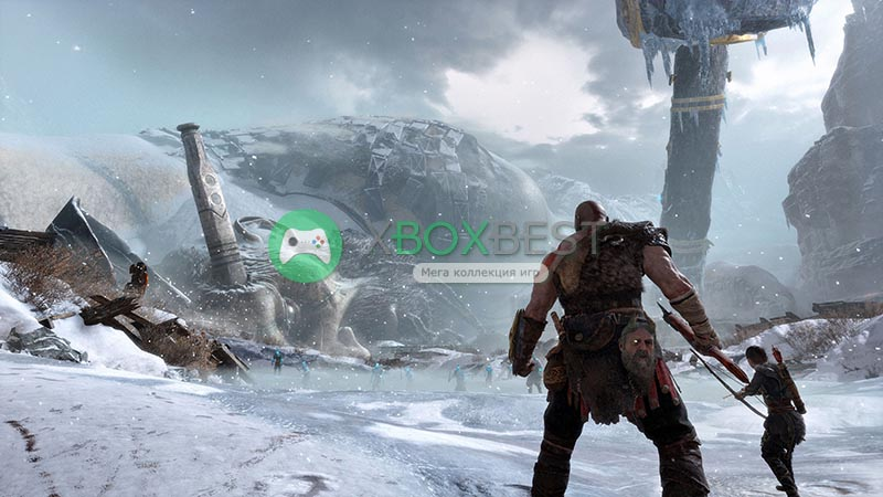 God of War 4 [Xbox One]