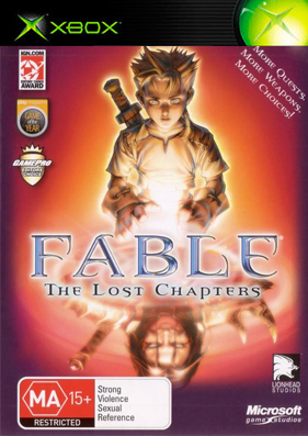 Fable: The Lost Chapters [MIX/RUS]