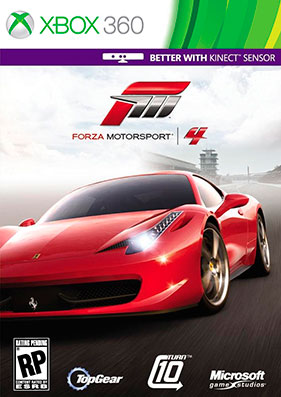 Forza Motorsport 4 [PAL/RUSSOUND] (COMPLEX) (LT+3.0)