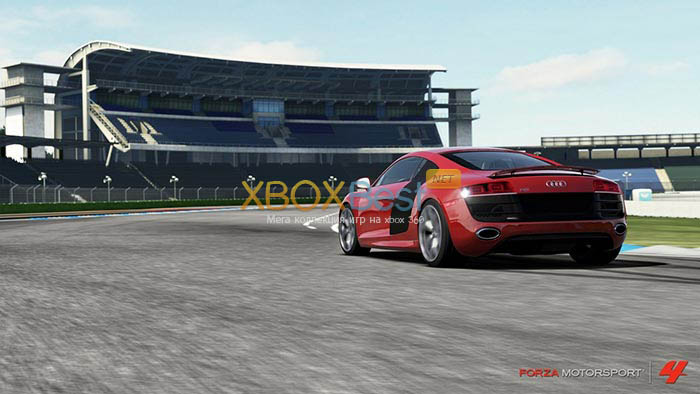 Скачать торрент Forza Motorsport 4 [PAL/RUSSOUND] (COMPLEX) (LT+3.0) на xbox 360 без регистрации