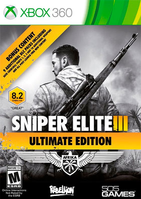 Sniper Elite III: Ultimate Edition [REGION FREE/RUSSOUND] (LT+3.0)