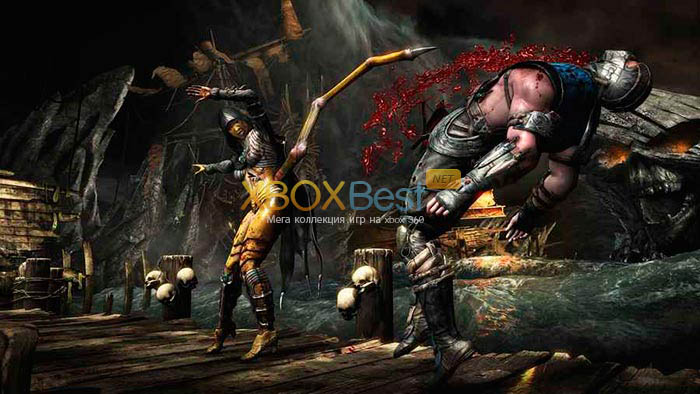 Mortal kombat x freeboot скачать торрент xbox