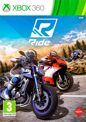 RIDE [PAL/RUSSOUND] (LT+1.9 и выше)