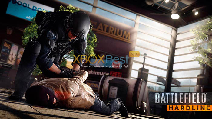 Скачать торрент Battlefield Hardline [REGION FREE/RUSSOUND] (LT+2.0) на xbox 360 без регистрации
