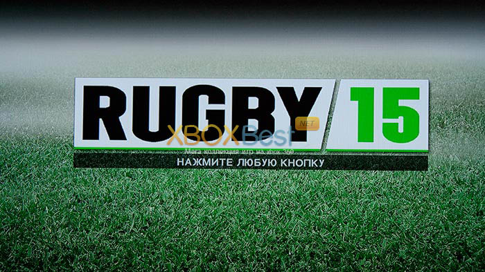 Rugby 15 [GOD/RUS]