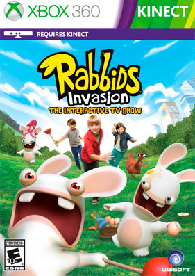 Rabbids Invasion [REGION FREE/RUSSOUND] (LT+1.9 и выше)