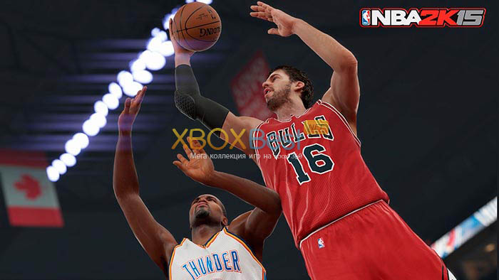 NBA 2K15 [GOD/ENG]