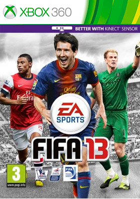 FIFA 13 [REGION FREE/GOD/RUSSOUND]