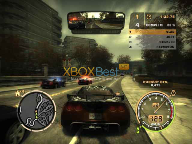 Need for Speed: Most Wanted [JTAG/ENG]