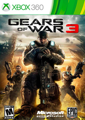 Скачать торрент Gears of War 3 [REGION FREE/RUS] (LT+2.0) на xbox 360 без регистрации