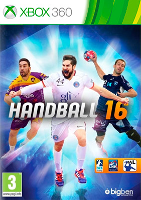 Handball 16 [REGION FREE/GOD/ENG]