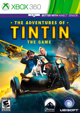 Adventures of Tintin: The Game [PAL/RUSSOUND] (LT+3.0)