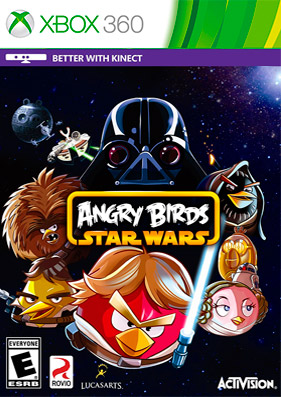 Скачать торрент Angry Birds: Star Wars [REGION FREE/GOD/ENG] на xbox 360 без регистрации