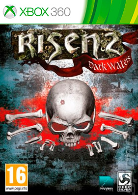 Risen 2: Dark Waters [REGION FREE/RUS] (LT+1.9 и выше)