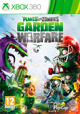 Plants Vs. Zombies Garden Warfare [REGION FREE/ENG] (LT+3.0)