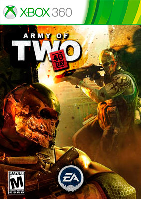 Army Of Two: The 40th Day [REGION FREE/JTAGRIP/RUS]