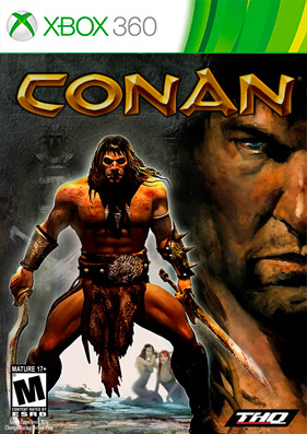 Conan [REGION FREE/JTAGRIP/RUSSOUND]