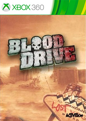 Blood Drive [REGION FREE/GOD/ENG]