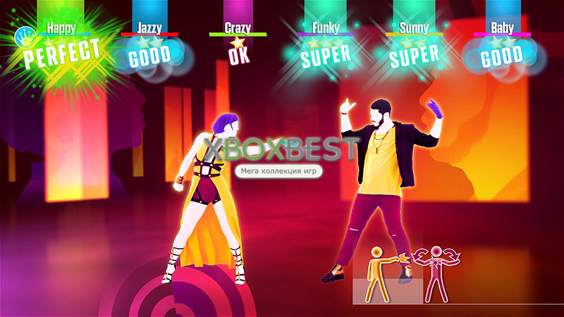 Just Dance 2018 [GOD/FREEBOOT/ENG]