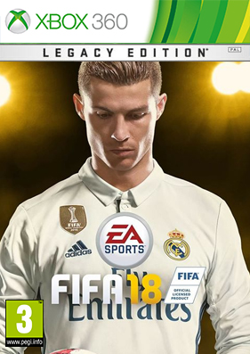 FIFA 18 Legacy Edition [PAL/RUSSOUND] (LT+3.0)