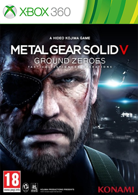Metal Gear Solid V: Ground Zeroes [GOD/FREEBOOT/RUS]
