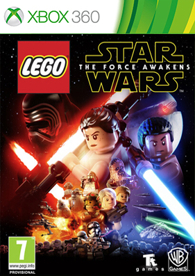 LEGO Star Wars: The Force Awakens [GOD/FREEBOOT/RUS]